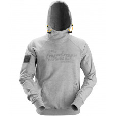 Snickers 2881 - Hoodie Logo Grey