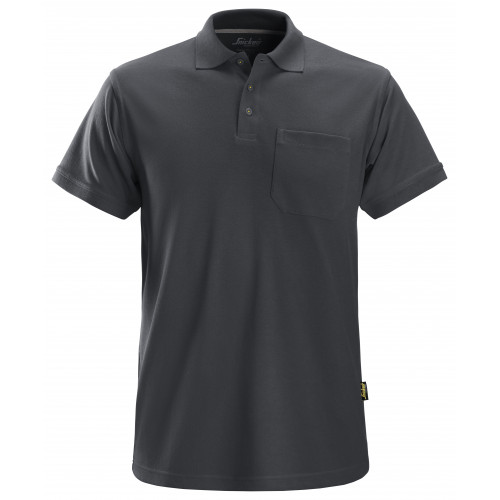 Snickers Polo Shirt Grey 2708