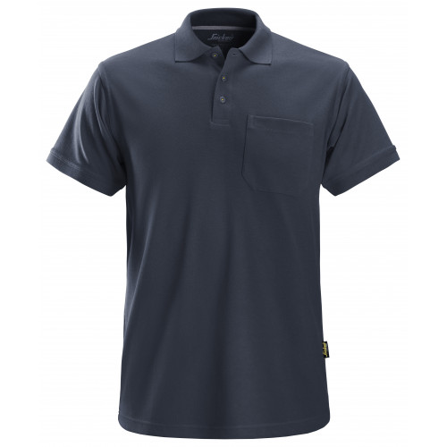 Snickers Polo Shirt Navy 2708