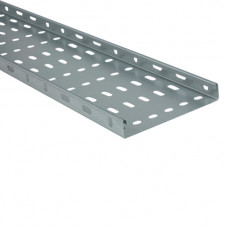 Pre-Galvanised Medium Duty Cable Tray 150mm x 3m UNITRUNK (LOCAL DELIVERY)