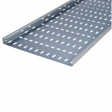 Pre-Galvanised Medium Duty Cable Tray 300mm x 3m UNITRUNK (LOCAL DELIVERY)