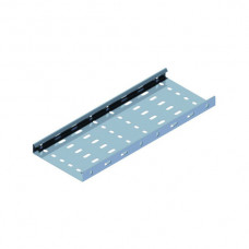 Pre-Galvanised Medium Duty Cable Tray 75mm x 3m UNITRUNK (LOCAL DELIVERY)