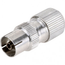 FEMALE COAX PLUG