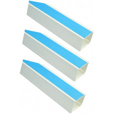 2M Univolt Mini Trunking Self Adhesive MIKA5 40x40mm