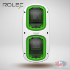Rolec EVWP0020 EV WallPod Ready Charging Station with Type 2 13A Socket