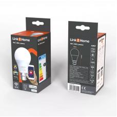 E27 Wi-Fi LED lamp with RGB