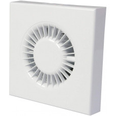 "Silavent DOMUS VENTILATION 100MM (4"") SDF STANDARD AXIAL PULLCORD FAN"