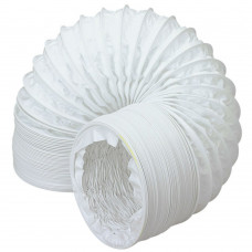 POLYPIPE 366 FLEXIBLE DUCTING 100MMX6M