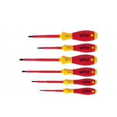 Wiha 25477 Vde Screwdriver 6 Piece Set