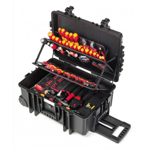 Wiha Competence XXL II Electrician's 115 Piece Tool Box 42069 ( IN STOCK NOW )