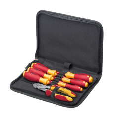 Wiha 38020 Super Seven Vde Tool Kit