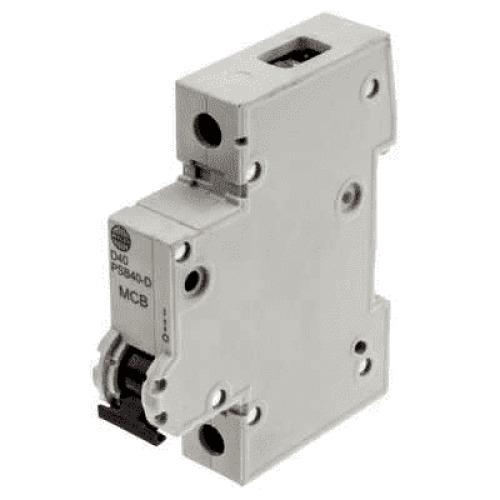 WYLEX MCB 1P 50A 10KA PSB50-D