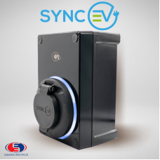 Sync EV Compact Car Charger