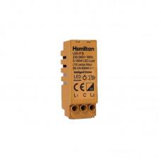 Hamilton 5W-100W 2 Way LED Dimmer Module LEDITB100