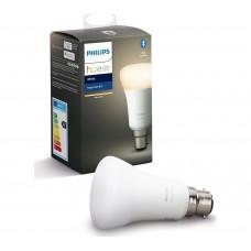 PHILIPS HUE White Bluetooth LED Bulb - B22