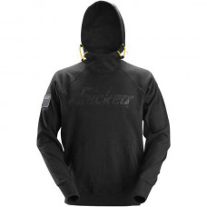 Snickers Hoodie Logo Black 2881