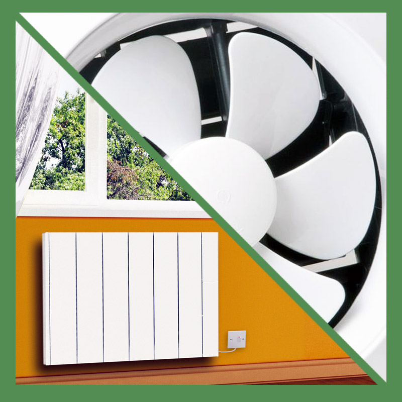 Clearance - Heating & Ventilation